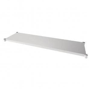 Vogue Stainless Steel Table Shelf 600x1800mm