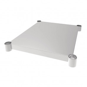 Vogue Stainless Steel Table Shelf 700x600mm