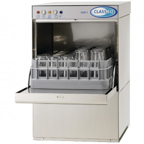Classeq Eco 1 Glasswasher with Installation ECO1P