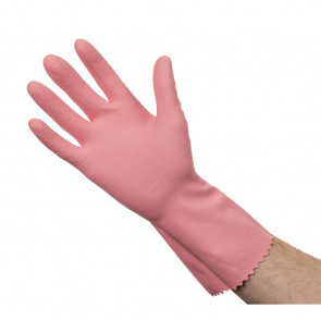 Jantex Household Glove Pink Medium