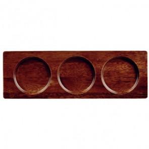 Churchill Art de Cuisine Deli Wooden Boards 90x 270mm