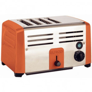 Burco Commercial Toaster TSSL14 RED