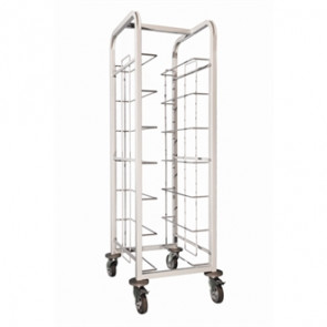 Craven Tray Clearing Trolley