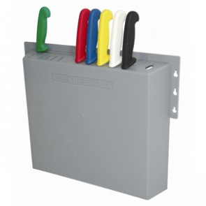 Plastic Knife Wall Rack 14 Slots