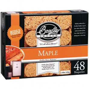 Bradley Food Smoker Bisquettes BTMP48