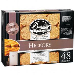 Bradley Food Smoker Bisquettes BTHC48