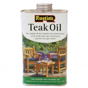 Rustins Teak Oil