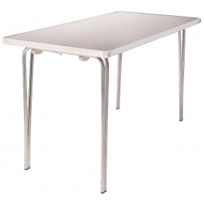 Gopak Aluminium Folding Table 4ft x 698mm