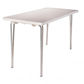 Gopak Aluminium Folding Table 4ft x 760mm