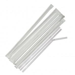 Fiesta Paper Wrapped Straws