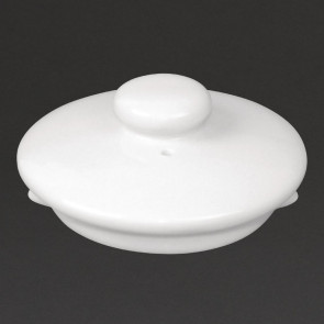 Lid For U822 Olympia Whiteware Tea Pot
