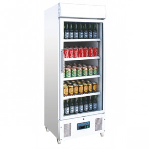 Polar Display Fridge 336Ltr