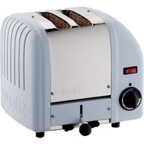Dualit 2 Slice Vario Toaster Glacier Blue