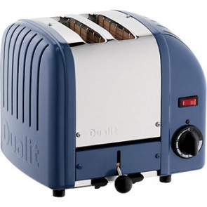 Dualit 2 Slice Vario Toaster Lavender Blue 20239