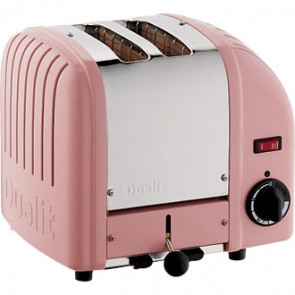 Dualit 2 Slice Vario Toaster Petal Pink