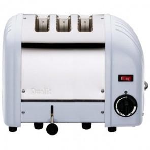 Dualit 3 Slice Vario Toaster Glacier Blue