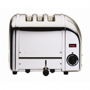 Dualit 3 Slice Vario Toaster Polished