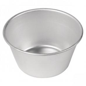 Vogue Aluminium Pudding Basin 340ml