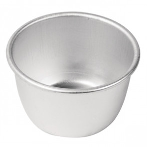 Vogue Aluminium Pudding Basin 170ml
