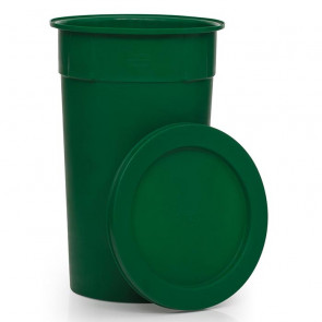 Green Drop-on Lid for E537