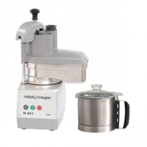 Robot Coupe Food Processor and Veg Prep Machine R401