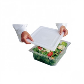Rubbermaid Polycarbonate 1/6 Gastronorm Soft Lid