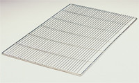 600 x 400 Flat Cooling Grid - Chrome