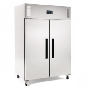 Polar Double Door Gastro Freezer 1200 Ltr