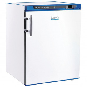 Lec Undercounter Freezer White 200Ltr