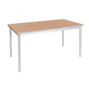 Gopak Enviro Indoor Beech Effect Rectangle Dining Table 1400mm