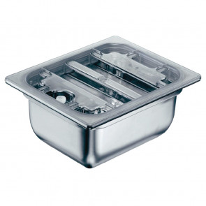 Ital Easy Container and Lid 1/2 GN