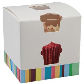 Single Cupcake Box