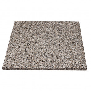Bolero 600mm Square Table Top (Granite Effect)