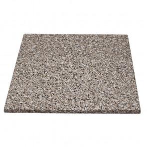Bolero 700mm Square Table Top (Granite Effect)