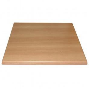 Bolero Square Table Top Beech 700mm