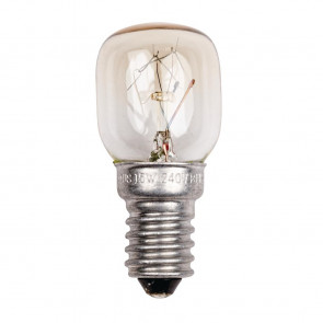 Status Refrigerator Bulbs 15W SMALL Edison Screw