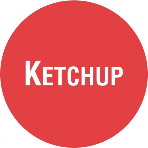 FIFO Sauce Bottle Ketchup Labels