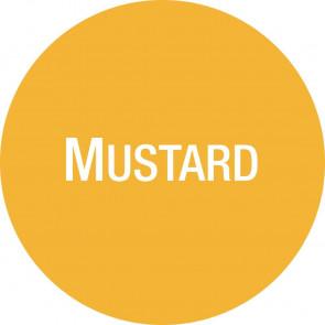 FIFO Sauce Bottle Mustard Labels