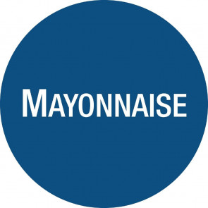 FIFO Sauce Bottle Mayonnaise Labels