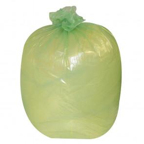 Jantex Garbage Bags Green Pack of 200