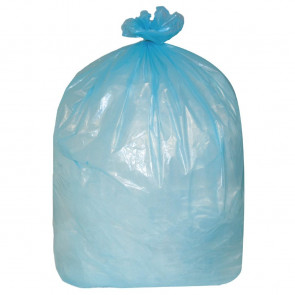 Jantex Garbage Bags Blue Pack of 200