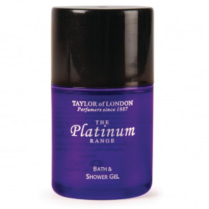 Platinum Range Shower Gel