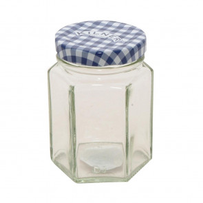 Kilner Hexagonal Twist Top Jar 0.11Ltr