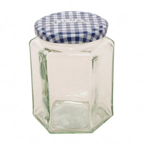 Kilner Hexagonal Twist Top Jar 0.28Ltr