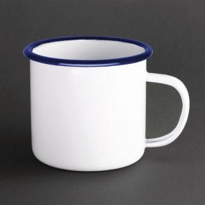 Olympia Enamel Mug 350ml