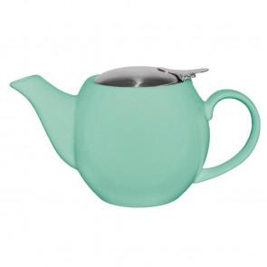 Olympia Cafe Teapot 510ml Aqua