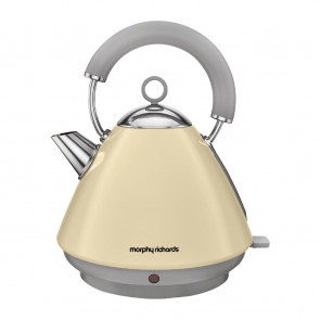 Morphy Richards Accents Traditional Kettle Cream