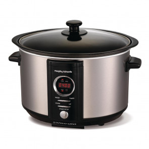 Morphy Richards Digital  Sear and Stew Slow Cooker