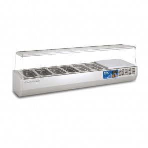 Lec Refrigerated Topping Unit PCT 1495mm