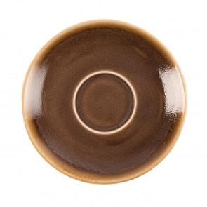 Olympia Kiln Espresso Saucer Bark